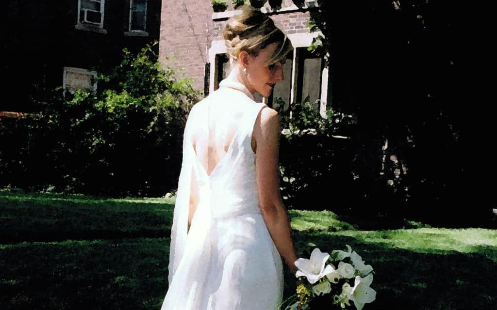 Bride Watercolour